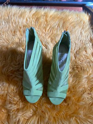 Green Mesh Wedges for Sale in Silver Spring, MD