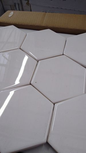HEXAGON Ceramic Wall Tile! for Sale in Winter Haven, FL