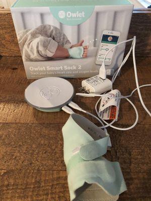 Owlet Smart Sock 2 for Sale in Virginia Beach, VA