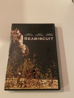 Seabiscuit - DVD for Sale in Euless, TX
