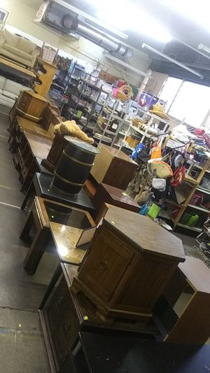 Nightstands servers secretary desk for Sale in Allentown, PA