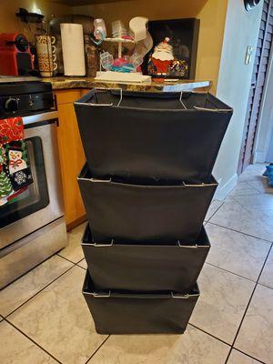 Stackable Storage Bins for Sale in Hialeah, FL