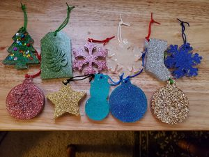 Homemade Christmas ornaments for Sale in Portsmouth, VA