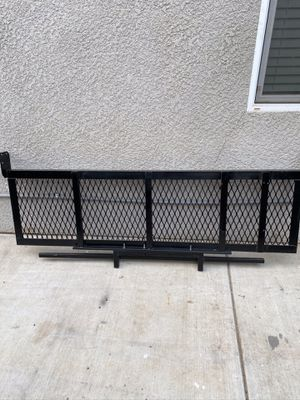 CARGO CARRIER FOLDING 500 lb RATED for Sale in Tulare, CA