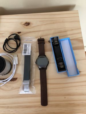 Fossil Smart Watch + Bluetooth speakers for Sale in Cleveland, OH