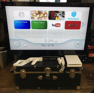 Nintendo Wii + 1 Games & Toy Gun (Netflix Included) for Sale for sale  New York, NY