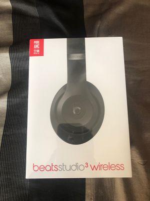 Beats Studio 3 Wireless BRAND NEW for Sale in Smyrna, DE