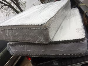 ORTHOPEDIC PILLOWTOP MATTRESS AND BOXSPRING for Sale in Elburn, IL