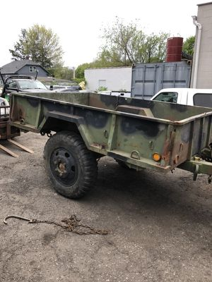 Army trailer for Sale in CT, US