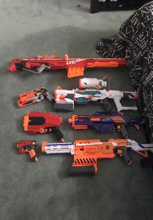 Nerf gun lot for Sale in Murrieta, CA