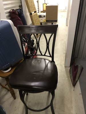Chair swivel with cast iron legs for Sale in Pittsburgh, PA