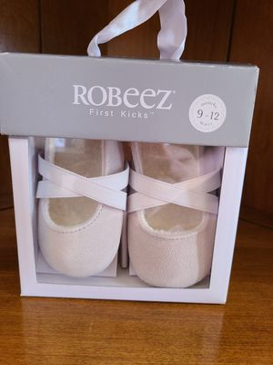 New in Box Robeez shoes 9-12 months for Sale in Simpsonville, SC