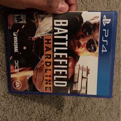 Ps4 Battlefield Hardline for Sale in Austin,  TX