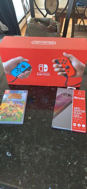 Nintendo Switch V2 Bundle for Sale in Revere, MA