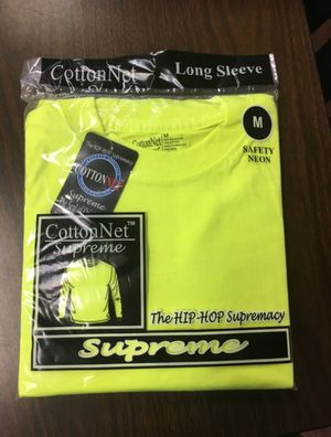 Cotton net supreme long sleeve 15 shirts for Sale in Pembroke Park, FL
