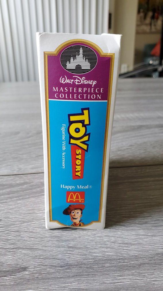 McDonald's Happy Meal Walt Disney's Masterpiece Collectible Figures 1996