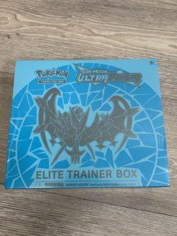 Ultra Prism Pokémon Elite Trainer Box for Sale in Auburn,  WA
