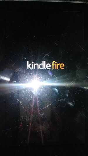 Kindle fire tablet by amazon for Sale in Anaheim, CA