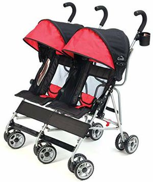 Kolcraft Cloud - Lightweight Double Stroller for Sale in Virginia Beach, VA