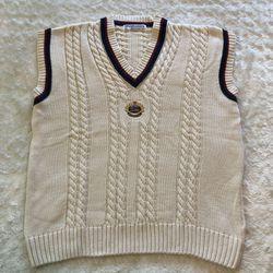 Vintage Burberry Sweater Vest Sz 42 Lrg for Sale in Largo,  FL