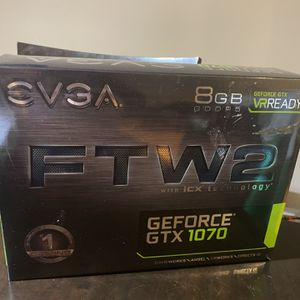 EVGA GeForce GTX 1070 for Sale in Mount Prospect, IL