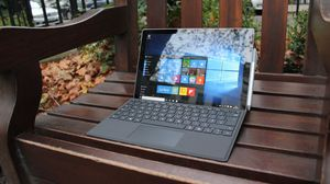 Surface pro 4 128gb core m with keyboard and pen for Sale in Concord, MA