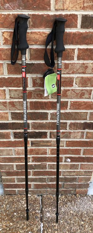 Brand new REI hiking poles for Sale in Franklin, TN