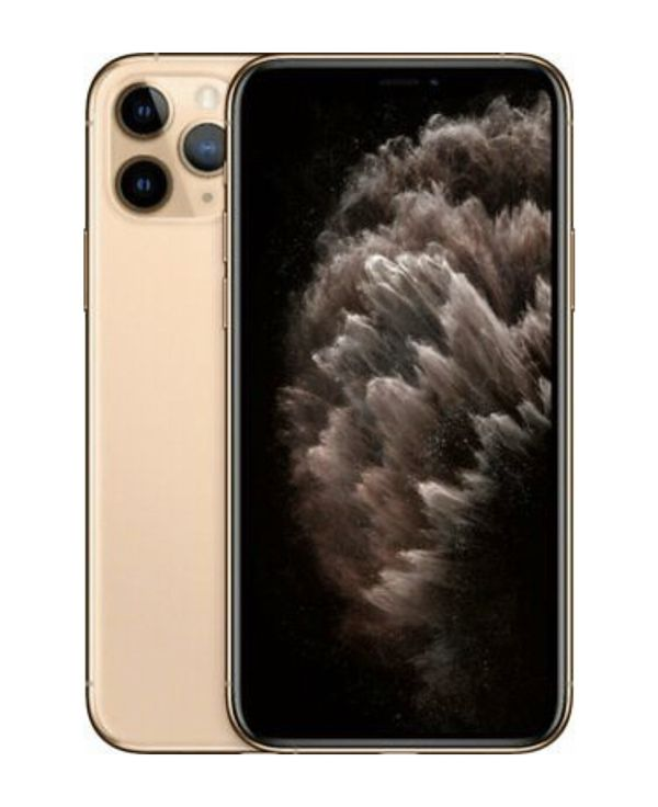 iPhone 11 Pro available in gold & space grey