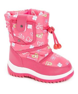 Fushia Hearts Snow Boot - Girls, Size: Toddler 10 for Sale in Rochester, NY
