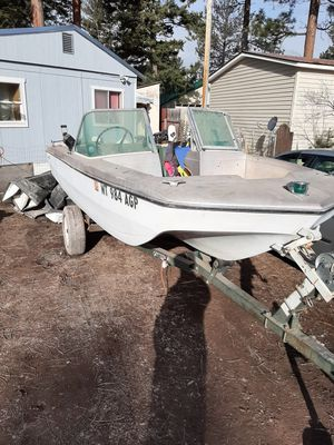 Tri hull lee craft for Sale in Seeley Lake, MT