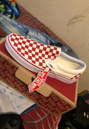 Vans Size 11 Brand New for Sale in Holyoke, MA