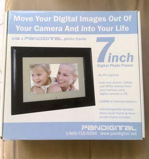 NIB Digital photo frame for Sale in Prospect, ME