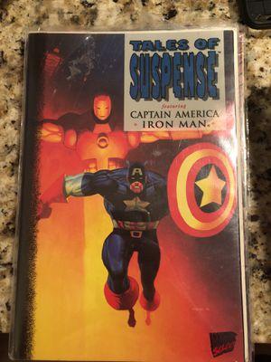 Tales of Suspense: Cpt America & Iron Man for Sale in Alexandria, VA