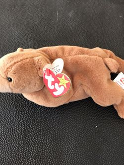 TY BEANIE BABY TAG ERROR CUBBIE TUFFY RARE RETIRED NEW IN CASE for Sale in Claremont,  CA