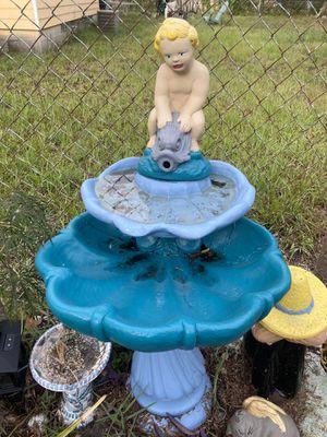 Garden statue for Sale in BELLEAIR BLF, FL