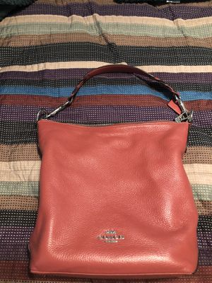 Coach Abby Duffle Leather Bag for Sale in Denver, CO
