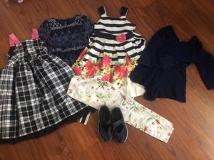 Girls clothes lot size 8-10 for Sale in Centennial, CO