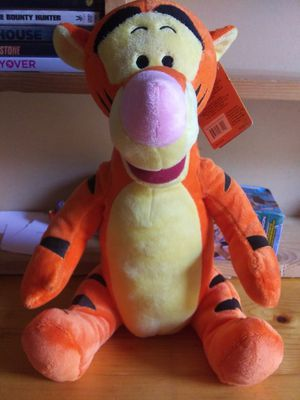 Winnie the Pooh Tigger plush for Sale in Aberdeen, WA