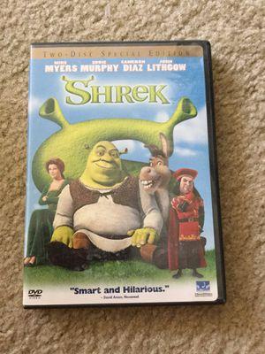 Shrek dvd for Sale in Melbourne, FL
