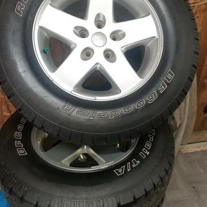 Wheels and Tires for Sale in Cleveland, OH