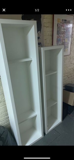 Brand new wall mount or stand up shelves for Sale in Queens, NY