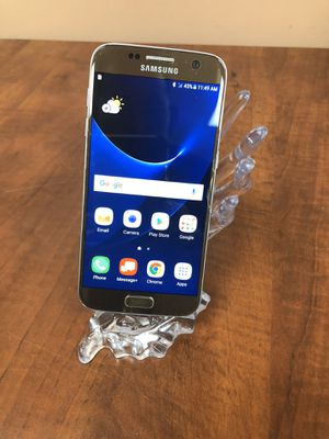 Samsung Galaxy s7 Unlocked Work Worldwide For any Carriers for Sale in Fremont, CA