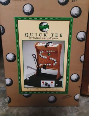 NEW golfing practice set for Sale in Attleboro, MA
