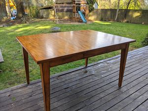 Ethan Allen Extendable Square Dining Table for Sale in Vashon, WA