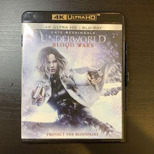 Underworld Blood Wars 4K UHD for Sale in Fort Walton Beach, FL