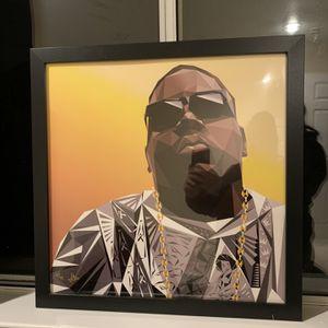 Biggie Art Piece for Sale in Saratoga, CA