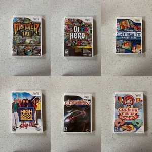 Wii Games for Sale in Las Vegas, NV