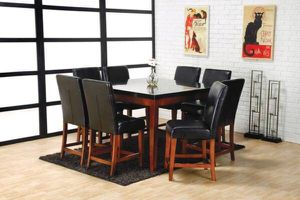 Large Dining Room Table for Sale in Mount Pleasant, MI