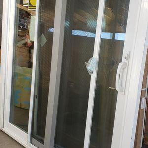 "Retrofit Sliding Door 68x79,Pella Thermastar Serie 350,5""3/8 Sizea The Frame, for Sale in Loma Linda, CA"