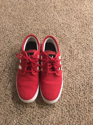 Adidas shoes mens 9.5 for Sale in Renton, WA